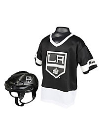 NHL Los Angeles Kings Uniform Set