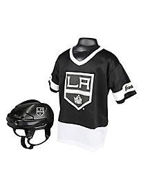 NHL Los Angeles Kings Uniform Set