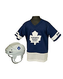 NHL Toronto Maple Leafs Uniform Set