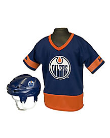 NHL Edmonton Oilers Uniform Set