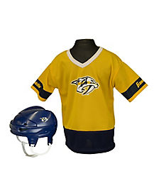 NHL Nashville Predators Uniform Set