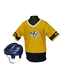 NHL Nashville Predators Uniform Set