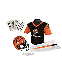 NFL Cincinnati Bengals Uniform Set