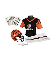 NFL Cincinnati Bengals Uniform Set