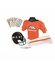 NFL Denver Broncos Uniform Set