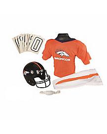 NFL Denver Broncos Uniform Set