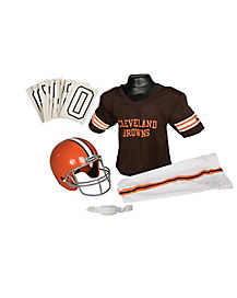 NFL Cleveland Browns Uniform Set