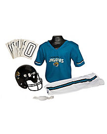 NFL Jacksonville Jaguars Uniform Set