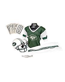 NFL New York Jets Uniform Set