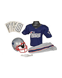 NFL New England Patriots Uniform Set
