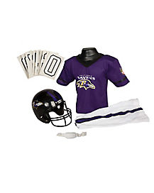 NFL Baltimore Ravens Uniform Set
