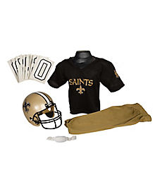 NFL New Orleans Saints Uniform Set