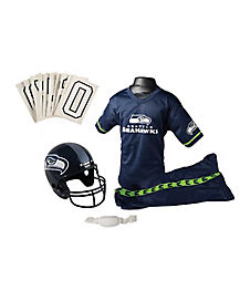 NFL Seattle Seahawks Uniform Set