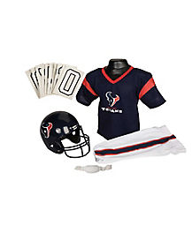 NFL Houston Texans Uniform Set