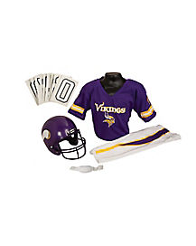 NFL Minnesota Vikings Uniform Set
