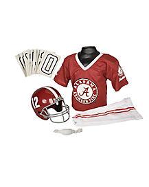 Alabama Crimson Tide Uniform Set