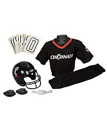 Cincinnati Bearcats Uniform Set