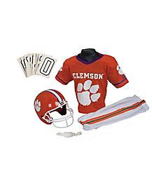 Clemson Tigers Uniform Set