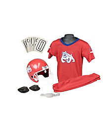 Fresno State Bulldogs Uniform Set