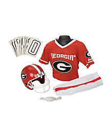 Georgia Bulldogs Uniform Set