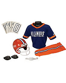 Illinois Fighting Illini Uniform Set