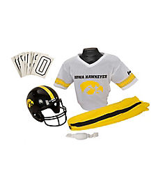 Iowa Hawkeyes Uniform Set