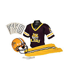 LSU Tigers Uniform Set