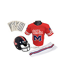 Ole Miss Rebels Uniform Set