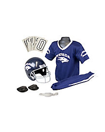 Nevada Wolf Pack Uniform Set