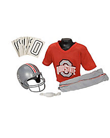 Ohio State Buckeyes Uniform Set