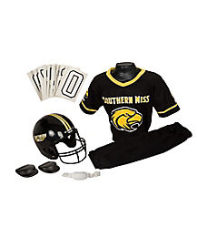Southern Miss Golden Eagles Uniform Set