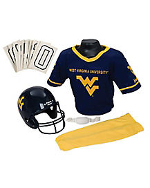 West Virginia Mountaineers Uniform Set