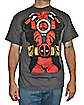 Deadpool T-Shirt- Marvel Comics