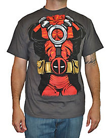 Deadpool T Shirt - Marvel