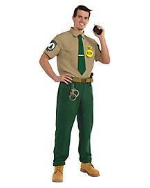 Adult Steve Williams Costume - Brickleberry