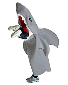 Man Eating Shark Child Costume