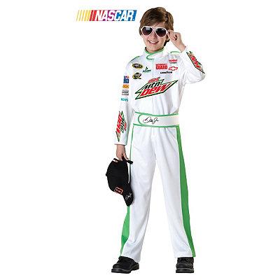 race car driver role play set kids dale earnhart jr costume nascar