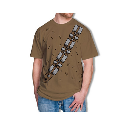 Star Wars Chewbacca Costume T Shirt