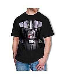 Darth Vader Star Wars Costume T- shirt
