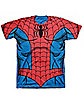 Marvel Spiderman Costume T-Shirt