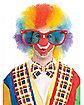 Jumbo Red Glasses