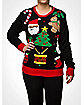 Light Up Everything Ugly Sweater