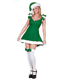 Adult Elle Elf Costume