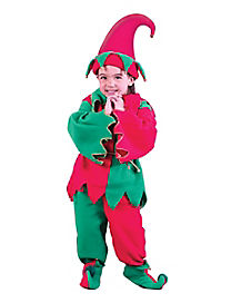 Toddler Elf Costume Kit
