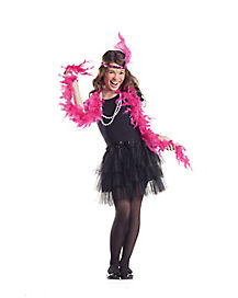 Pink Flapper Girl Child Kit