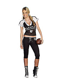 Tackle U Adult Womens Costume