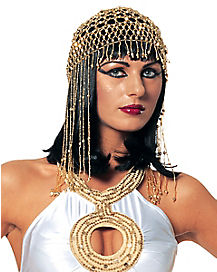 Egyptian Beaded Headpiece
