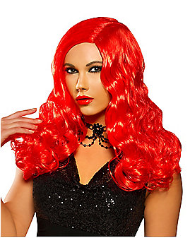 Cali Girl Red Wig