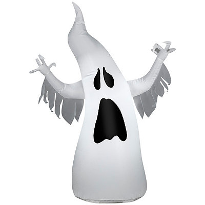 Draped Ghost Small Airblown Inflatable