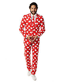 Adult Mr. Lover Lover Party Suit